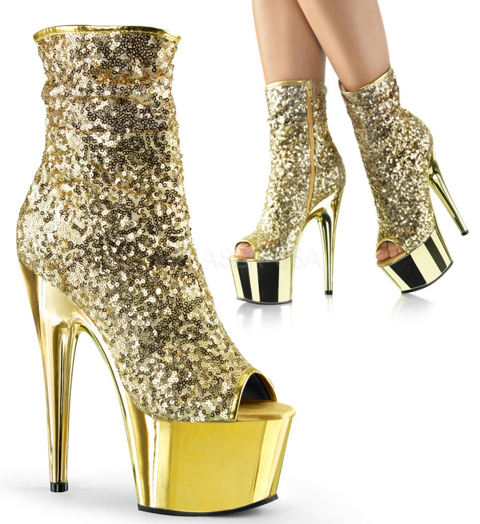 Image: Pleaser Shoes