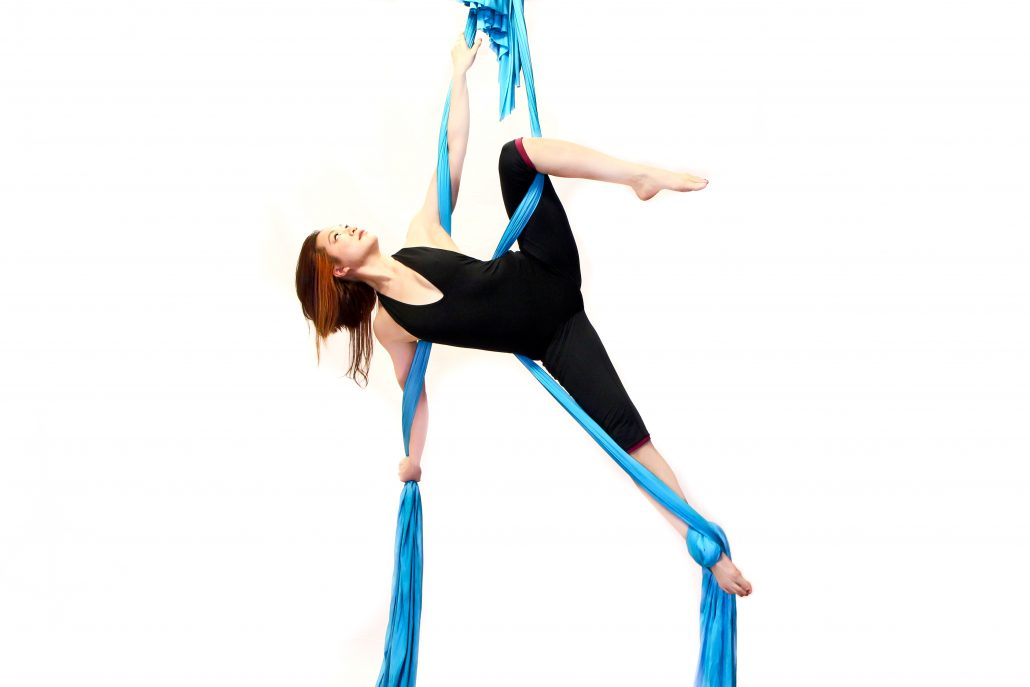 Aerial Silks at Tantra Fitness